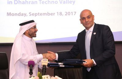Dhahran Techno in tie-up to build tech centre
