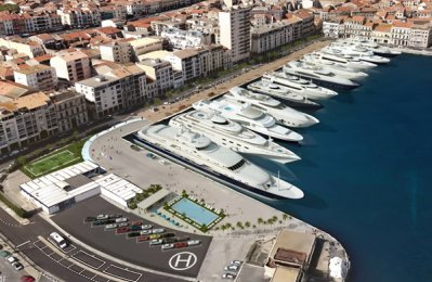 DP World, IGY Marinas to build superyacht complex in France
