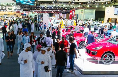150 manufacturers to take part in Dubai motor show