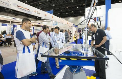 140 industry leaders for Gulf Glass
