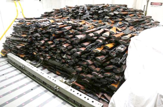 Bahrain 'first in Gulf to lead anti-piracy mission'