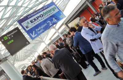 MECTW partners with top global laundry expo