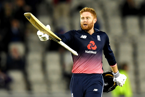 Bairstow ton leads England to victory