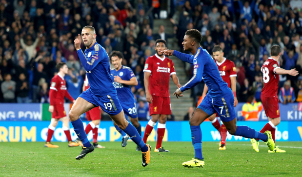 League Cup: Leicester knock out Liverpool