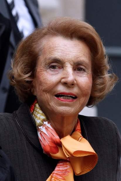 World's richest woman Liliane Bettencourt dies aged 94