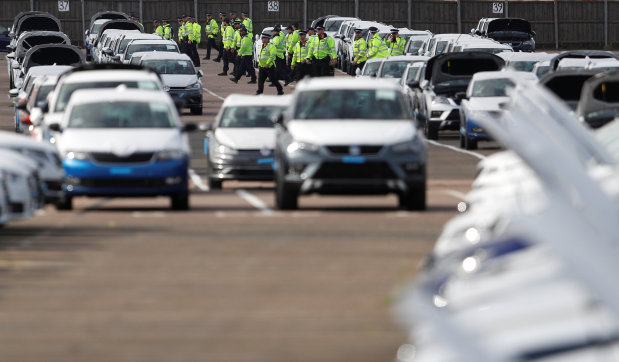 Study: Carmakers face billions in European CO2 fines from 2021