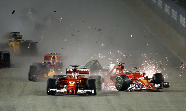 Bahrain and China may swap places on 2018 F1 calendar