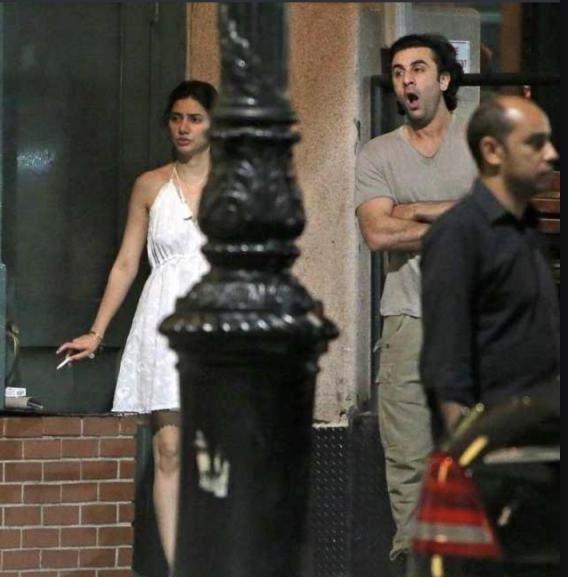 Mahira Khan trolled over smoking pictures with Ranbir Kapoor