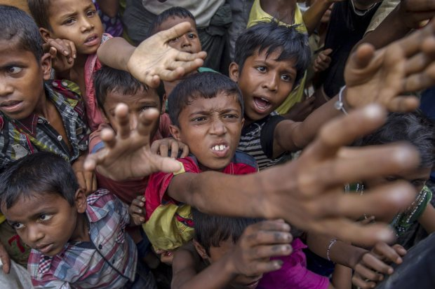 Bangladesh says Rohingya refugee influx over