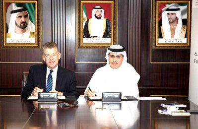 Dewa inks strategic deal with Dubai Airports