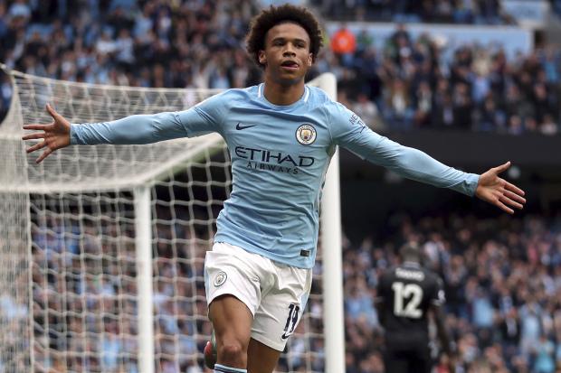 Premier League: Manchester City hit five past Palace