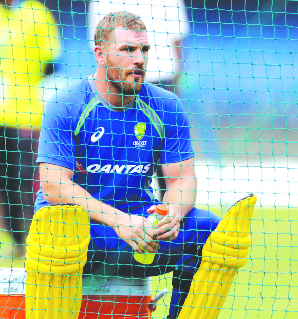 Australia hope Finch will be fit for third ODI