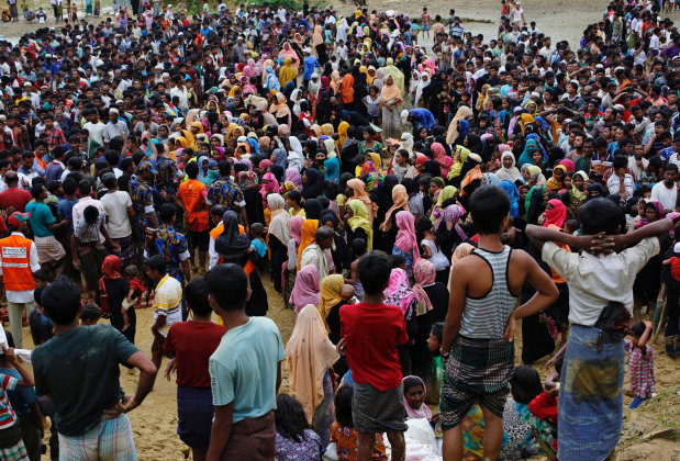 Envoy urges steps to end suffering of Rohingyas
