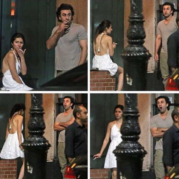 Ranbir stands up for Mahira Khan after she was trolled for their 'inappropriate' photos