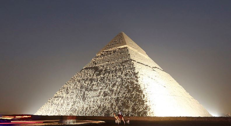 Mystery solved: Archaeologists uncover how the pyramid of Giza was created!