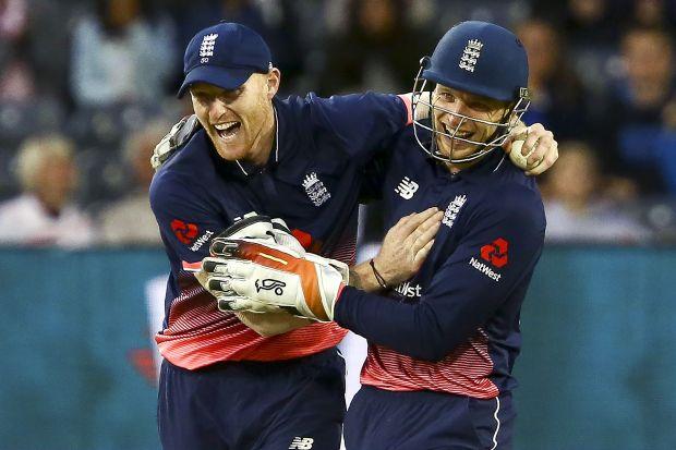 Ali smashes century as England beat West Indies