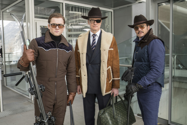 'Kingsman: The Golden Circle' dethrones 'It' with $39 million debut