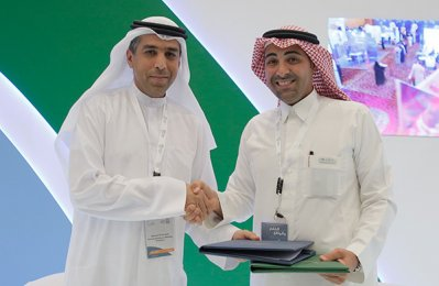 AIM Startup forms partnerships with key Saudi firms