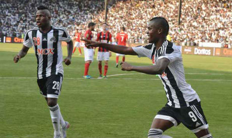 CAF Confederation Cup: Mazembe fire five-goal warning to rivals