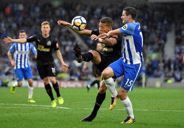 Premier League: Brighton celebrate revenge but Hemed may face FA action