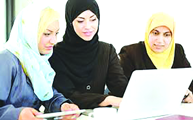Female participation in Bahrain's workforce up to 39 per cent
