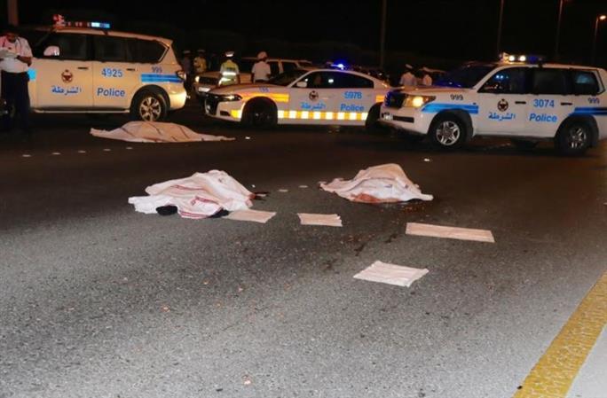 Three killed in horrific accident on Shaikh Khalifa Highway