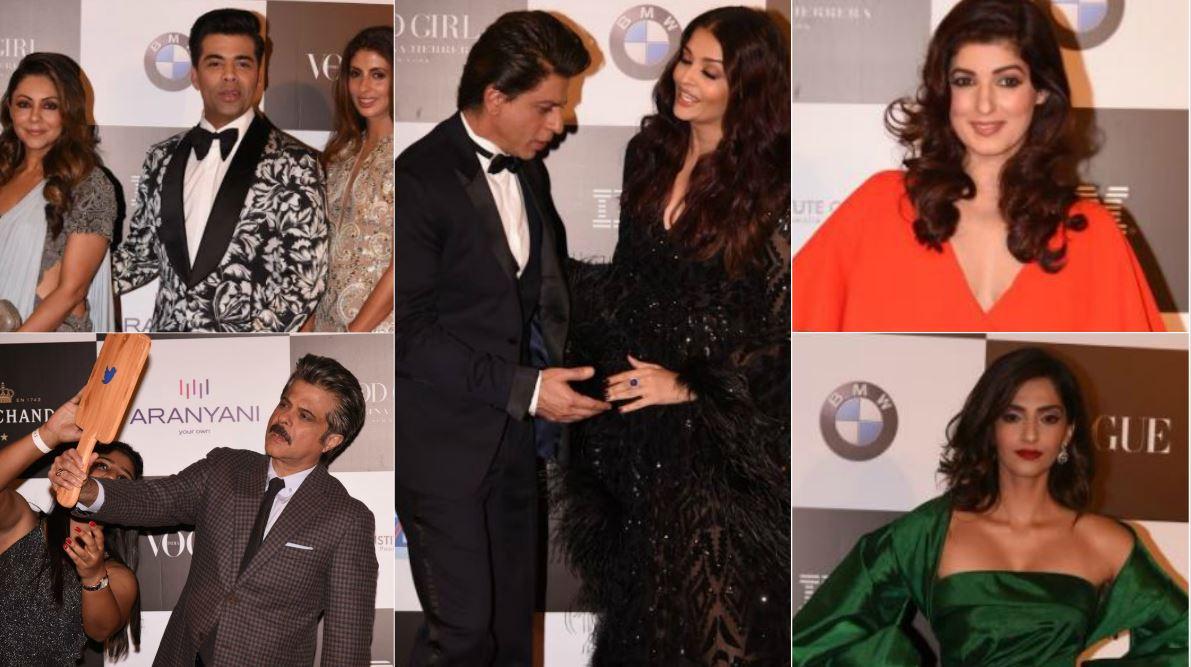 Vogue Awards: Shah Rukh Khan, Aishwarya Rai and Anushka among big winners