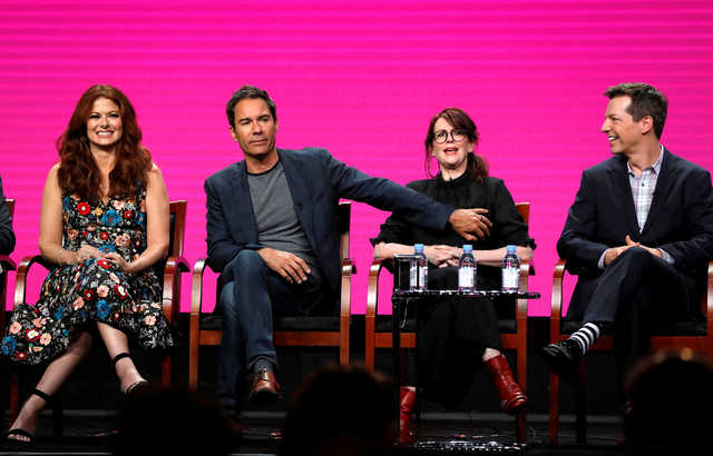 'Will & Grace' stars reveal why they returned for two-season revival