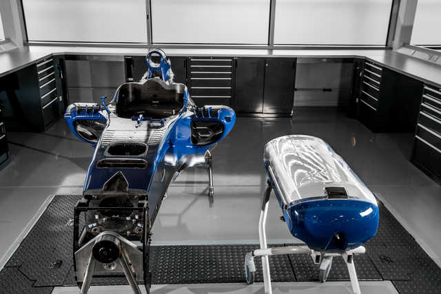 F1 team uses racing car technology to keep newborns safe in ambulances