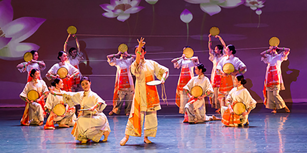 A showcase of Chinese culture