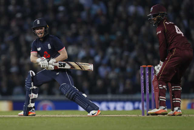 England clinch ODI series