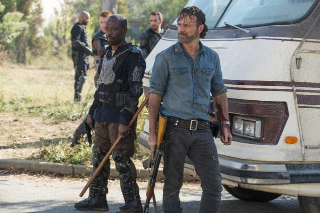 'The Walking Dead' reaches 100th episode milestone