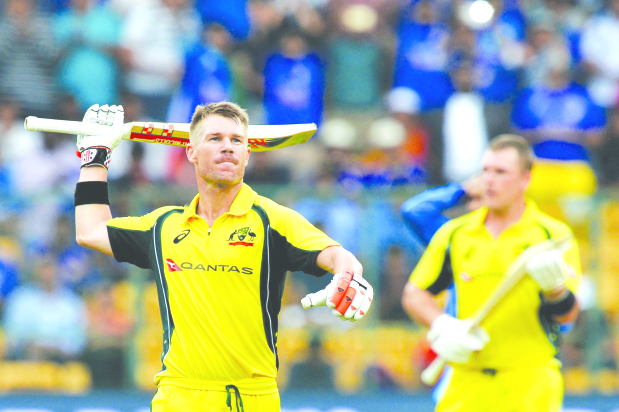 Aussies end poor run with fine win