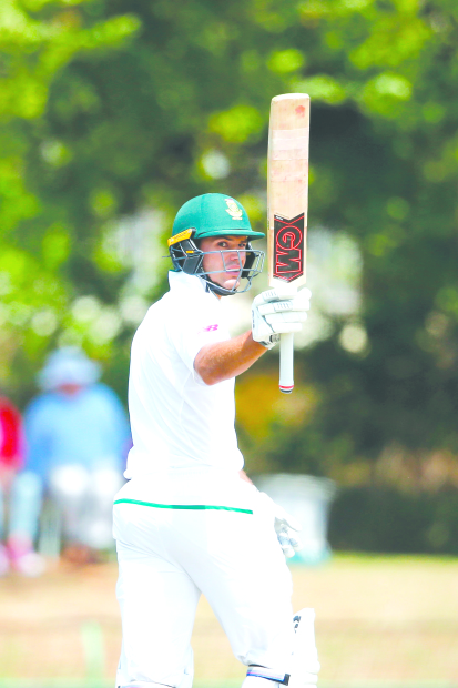 Elgar and Markram put South Africa on top