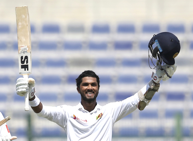 Chandimal ton lifts Sri Lanka