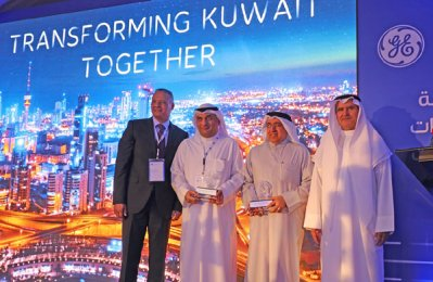 GE opens gas analysis monitoring unit in Kuwait