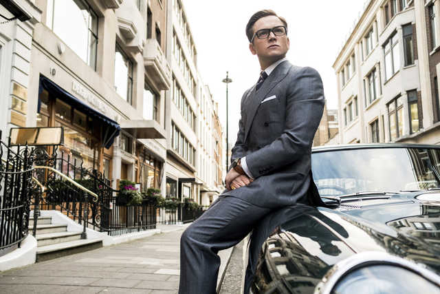 Box Office Top 20: 'Kingsman' sequel tops by a hair