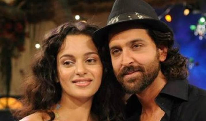 Bollywood: Hrithik Roshan breaks his silence on 'affair' with Kangana Ranaut