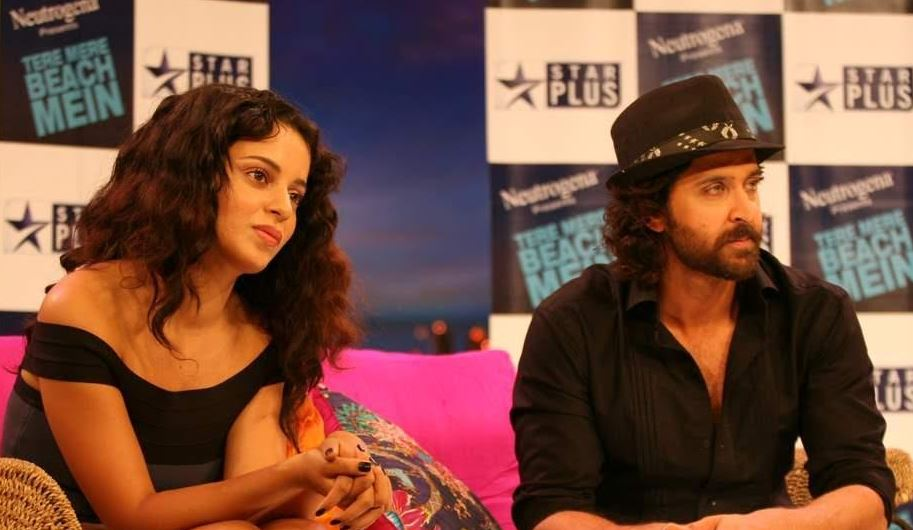 Bollywood: Hrithik Roshan breaks his silence on 'affair' with Kangana Ranaut