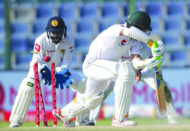 Upbeat Sri Lanka eye series victory over Pakistan