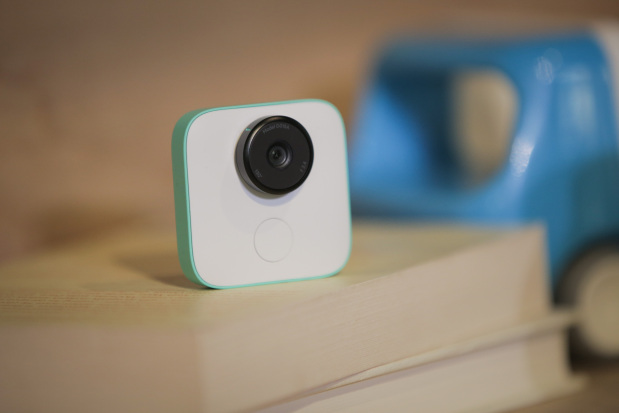Google takes on GoPro, Snap with compact smart camera