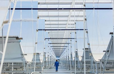 GlassPoint cuts costs by 55pc at Oman solar project