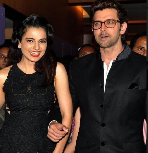 Bollywood: Hrithik Roshan's first response to Kangana's allegation