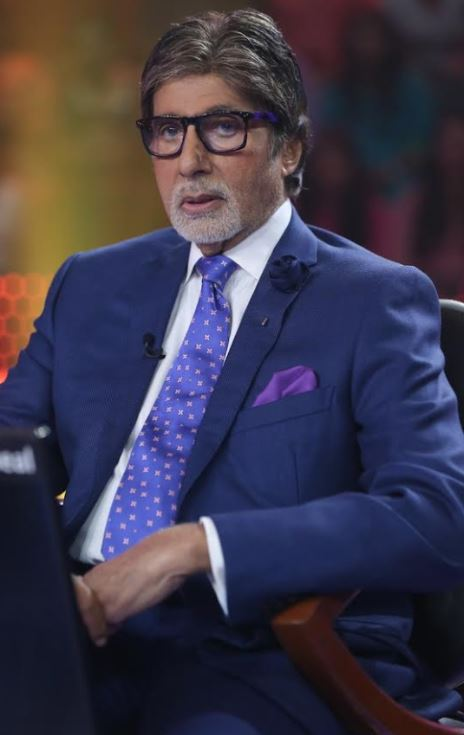 Birthday surprise makes Amitabh Bachchan emotional on 'KBC 9' set!