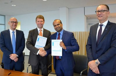 Bahri, DNV GL sign Big Data partnership