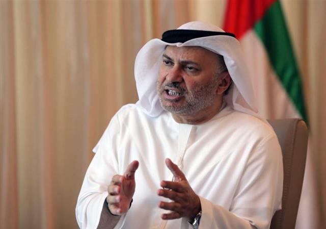 UAE minister condemns Doha policies