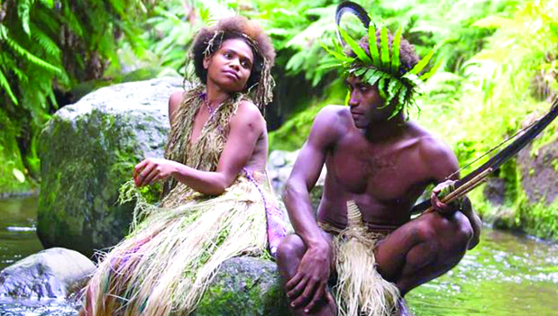 A love story from the South Pacific