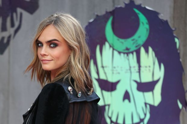 Cara Delevingne accuses Weinstein of harassment