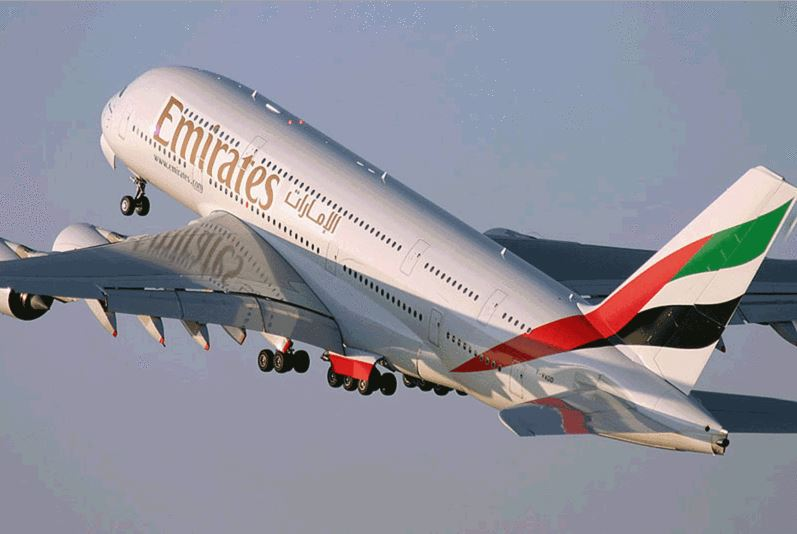 Seven-year-old girl dies aboard Emirates aircraft after take-off