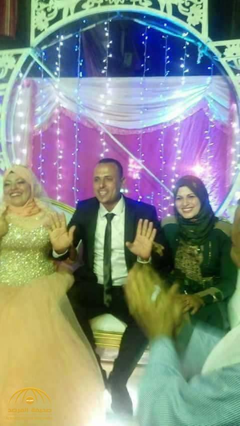 Egyptian woman attends husband's second wedding